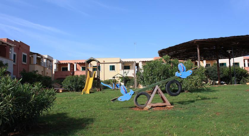 Villaggio con Miniclub Parco giochi nel Salento