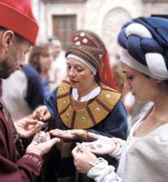 Bevagna Mercato delle Gaite Festa Medievale