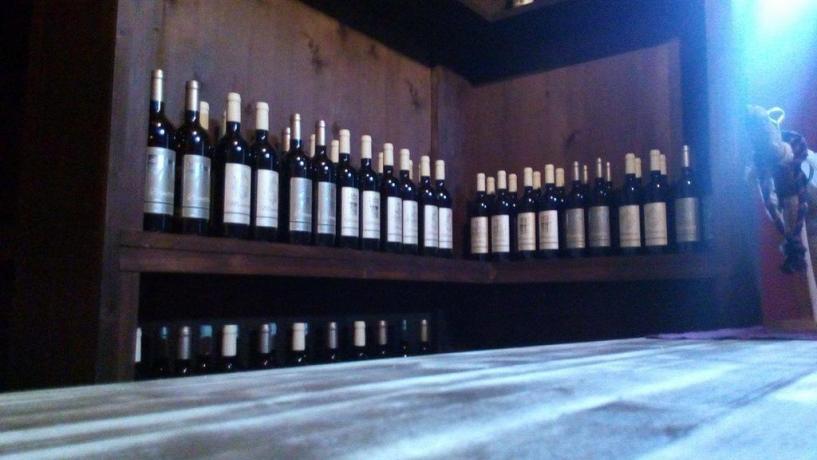 Pregiati vini agriturismo vicino Assisi