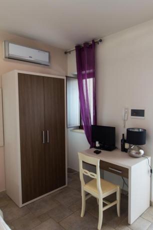appartamenti in Puglia con aria condizionata e Tv