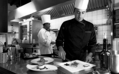 Chef Antonio per cene in ristorante