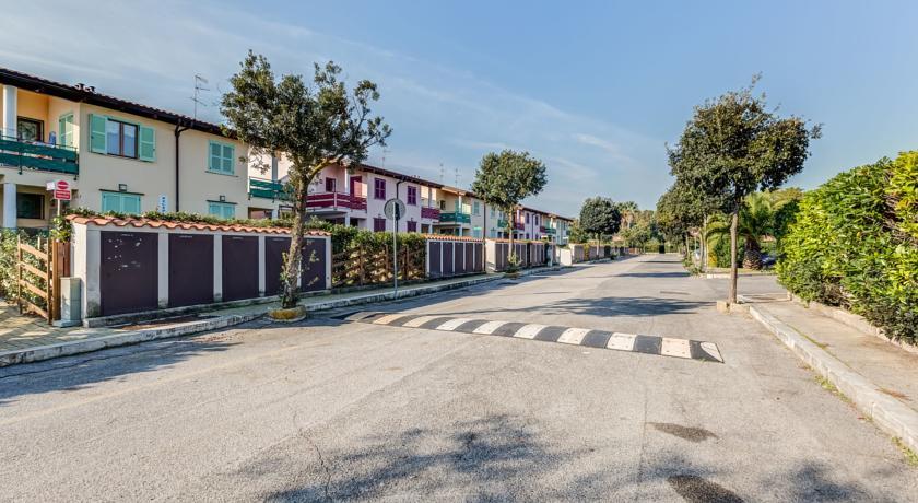 Residence con giardino privato vicino Terracina
