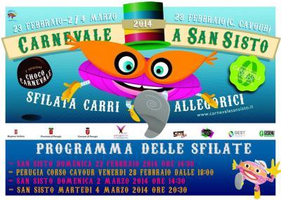 Carnevale di San Sisto
