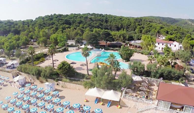 Villaggio vacanza con piscina bambini