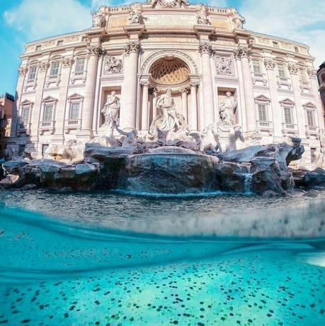 Appartamento vacanze a 10minuti a-piedi da Fontana-di-Trevi Roma