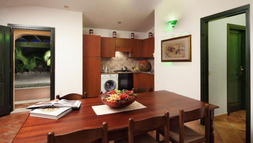 Appartamento Il Belvedere con cucina vicino Cala Liberotto