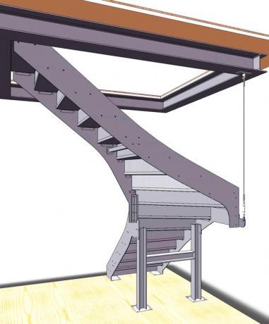 s1-d1 scala interna disegno
