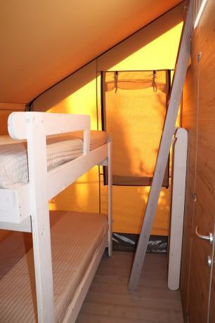 Gampling Sicilia: 2+2 posti letto, camera letti-castello