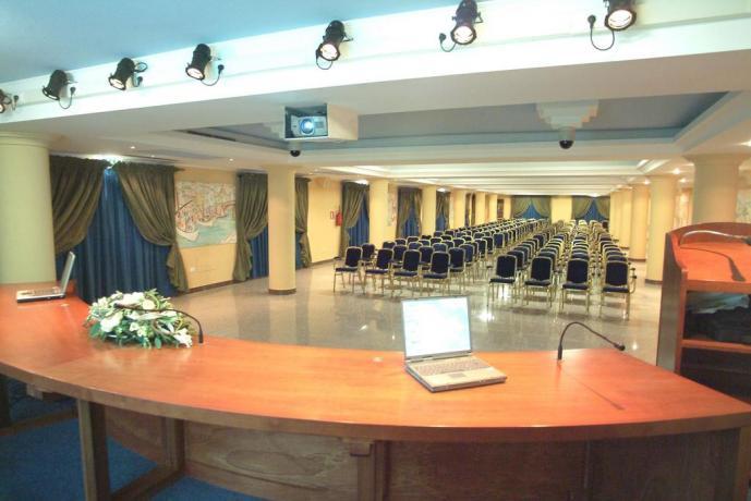 Centro Congressi dell'albergo di Orosei