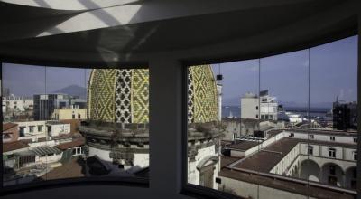 Hotel con vista Napoli centro