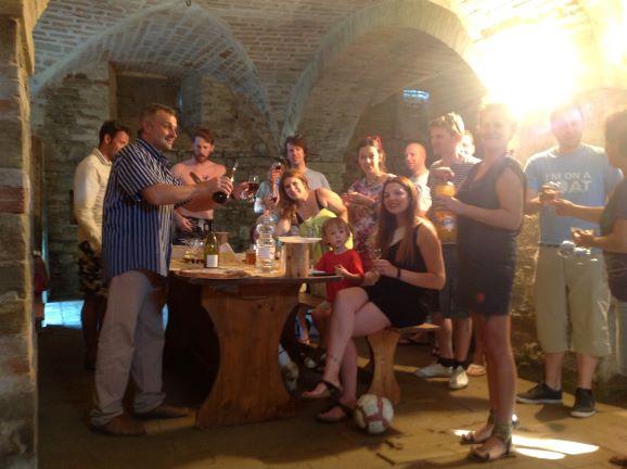 Cantina Degustazioni vini locali a Urbino