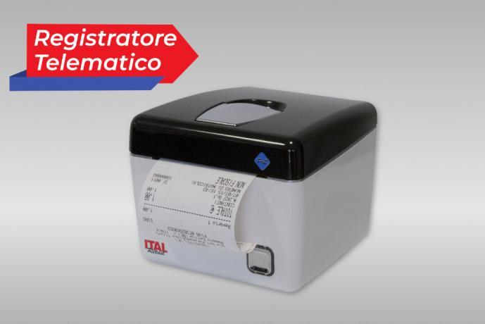 PR2 Registratore-Fiscale-Telematico per collegamento a Software Gestionale