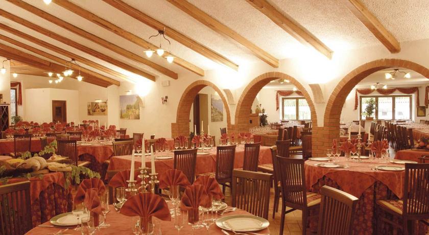 Bar dell'Albergo Amiata Benessere