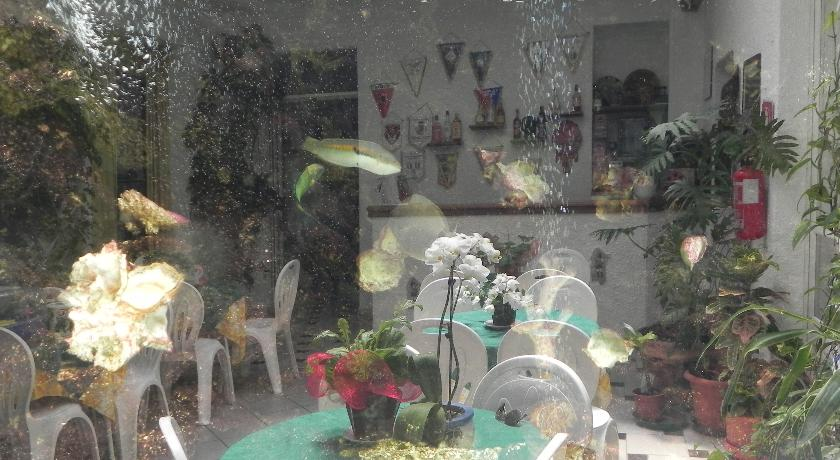 Bar dell'hotrel a Calasetta