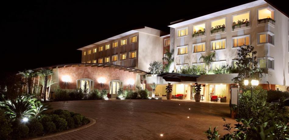 Resort con centro benessere a Castellana Grotte