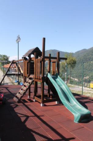Hotel con parco per bambini in Lombardia