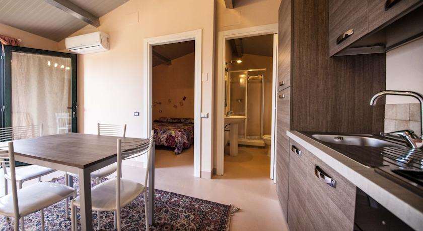 Appartamento per Famiglie in Villaggio in Toscana