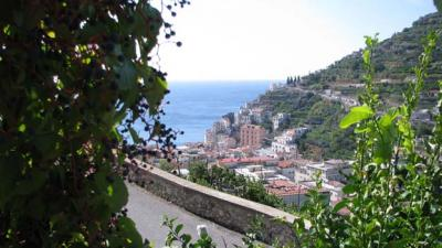 Low Cost Hotels with Seaview in Minori