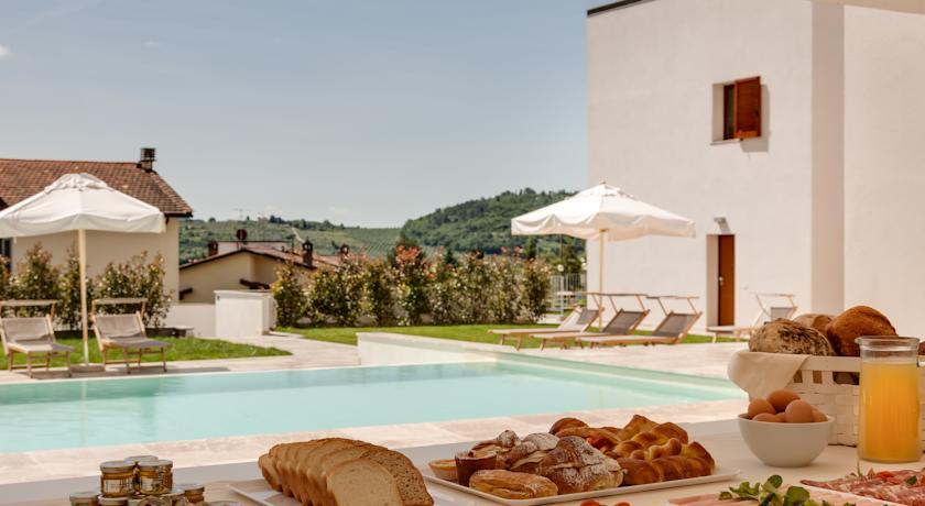Colazione in Piscina Design Hotel & Spa