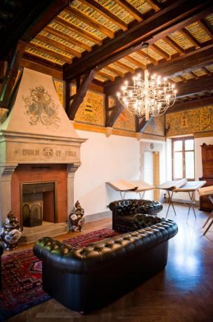 Sala eventi formali a Perugia resort 5 stelle