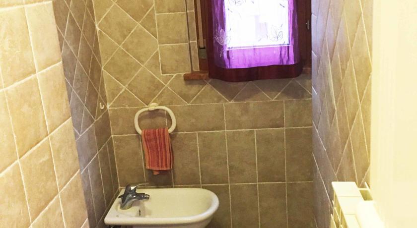 Suite Angeli con bagno con finestra