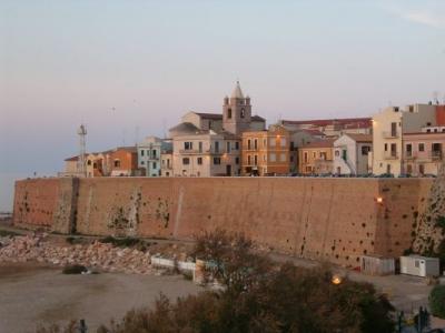 Hotel in the center of Termoli