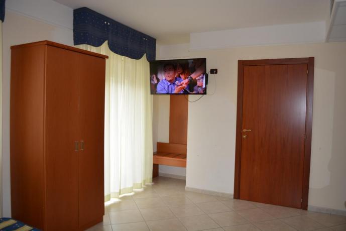 Camere spaziose per famiglie San Giovanni Rotondo