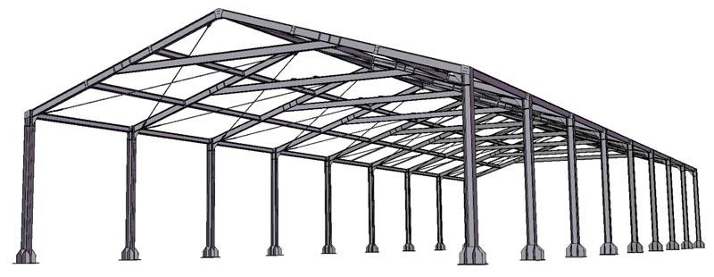 progettazione strutture in acciaio