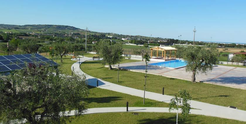 Camere Parco e Piscina vicino Mare Abruzzo