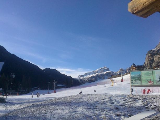 Appartamento perfetto per sciatori ad Alta Badia