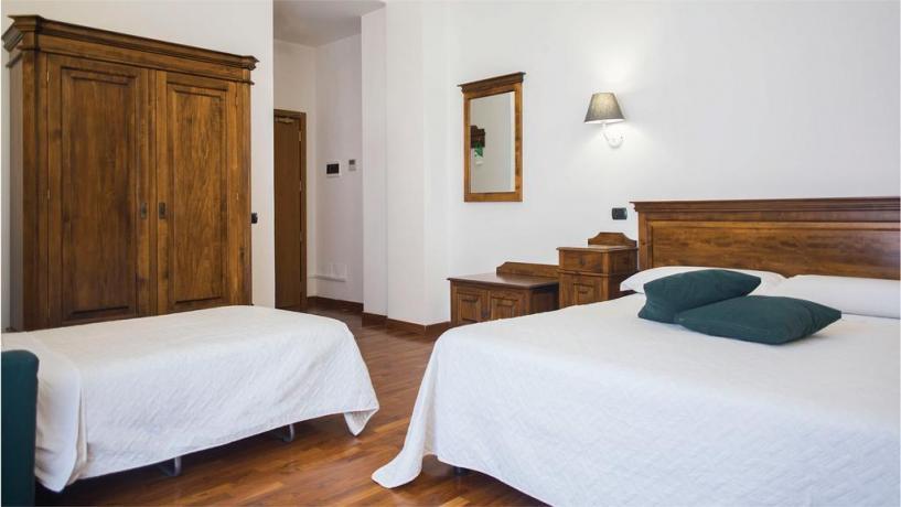 Camera da letto 2+1 con colazione inclusa