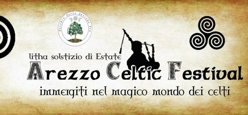 Arezzo 27-29Luglio 18  - AREZZO CELTIC FESTIVAL, prenota Hotel Aretino