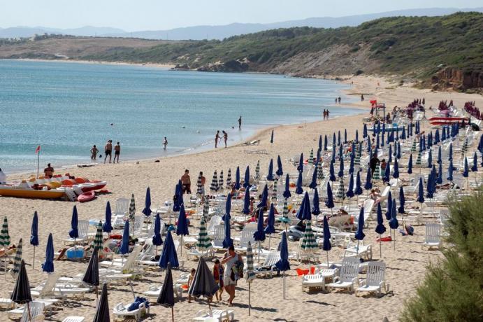 Cala-Piccola Hotel vicino alla Spiaggia