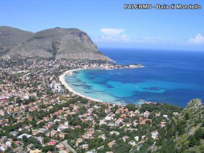 Baia di Mondello - Palermo