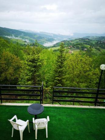 Agriturismo a San Presto vicino Assisi