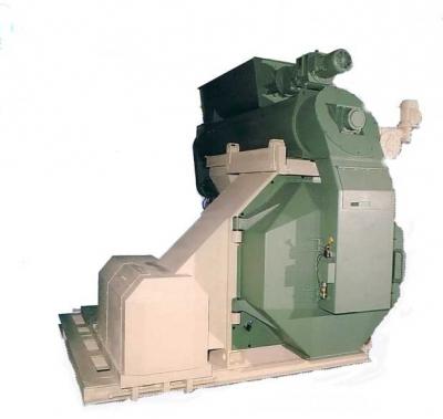 Presse cubettatrici per pellet legno mangimi e biomasse for Vendita presse usate