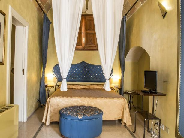 Elegante e romantica Suite con Tv nel Salento