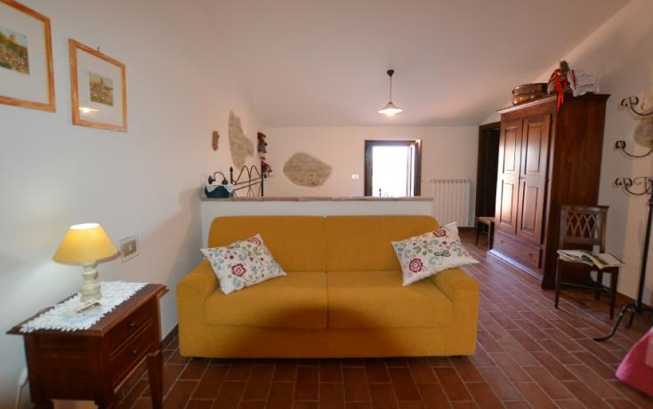 Appartamento Fiscoli, soggiorno divano letto