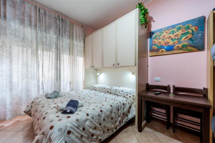 A Roma appartamento camera 2 posti letto