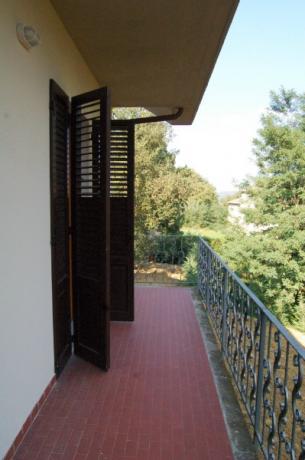 Terrazzo panoramico mono Ambra