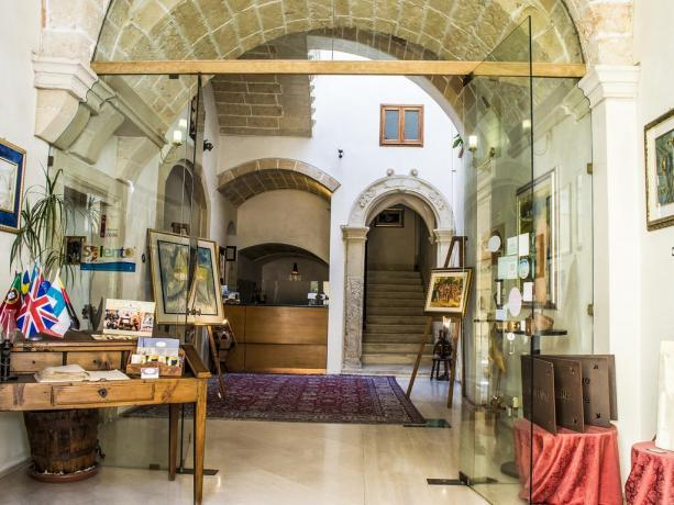 Reception L'antica Dimora a Galatina in Puglia
