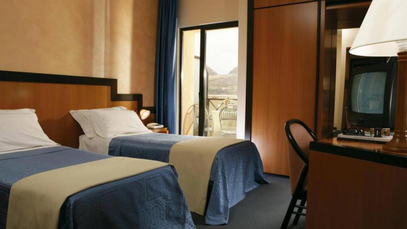Camera Classic albergo Elegante in Abruzzo vicino L'Aquila