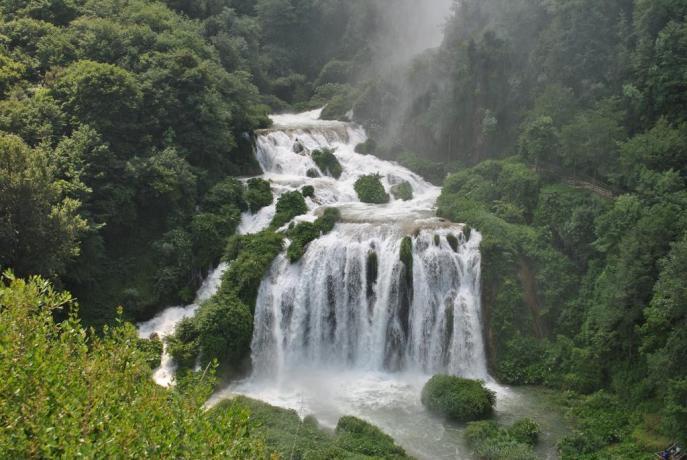 Appartamenti a pochi km dalle cascate marmore