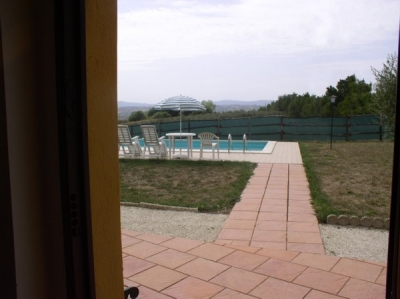 Vista Piscina panoramica