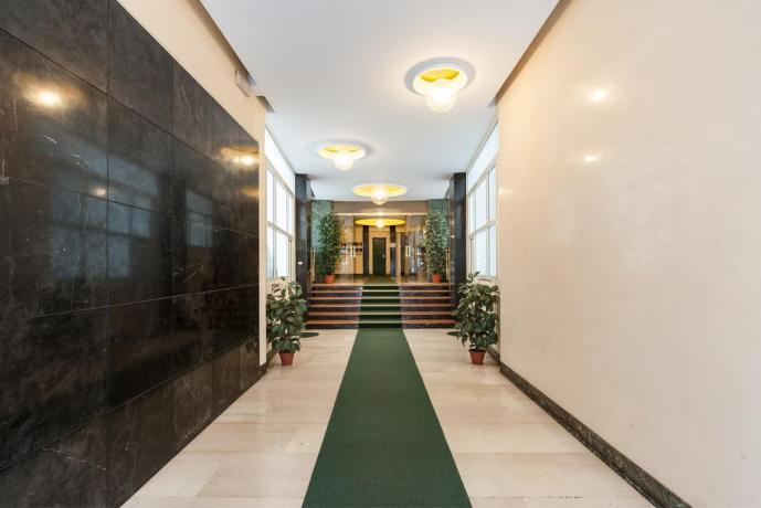 Appartamento con ascensore vicino Castel Sant'Angelo
