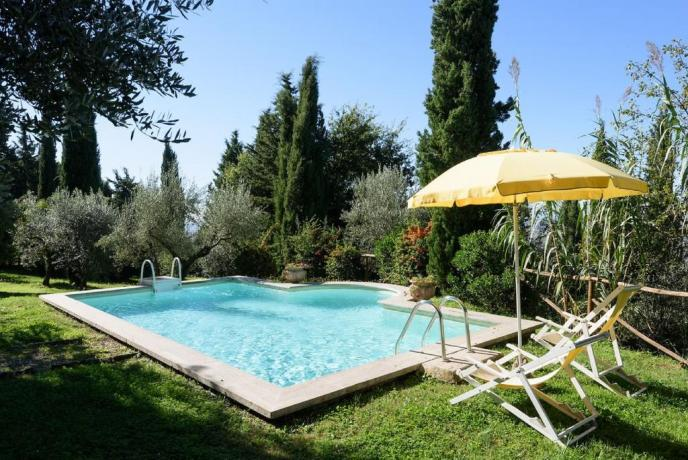 Villa Luxury Cortona con piscina privata