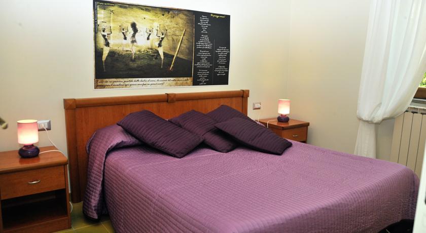 Suite con Idromassaggi bagno privato hotel Bracciano