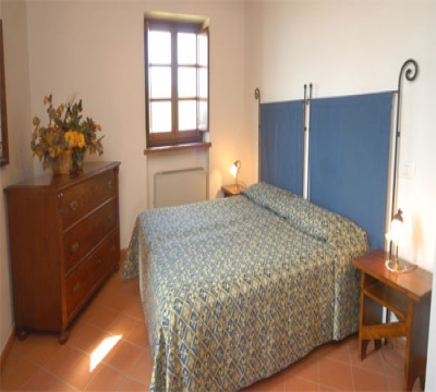 Bedroom in apartment Belvedere
