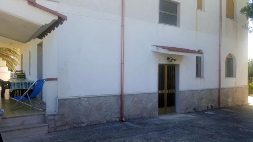 Villa Vacanza con parcheggio privato recintato sul Gargano