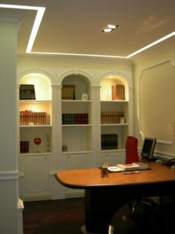Ristrutturazioni uffici e negozi